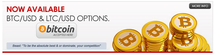 beast options bitcoins