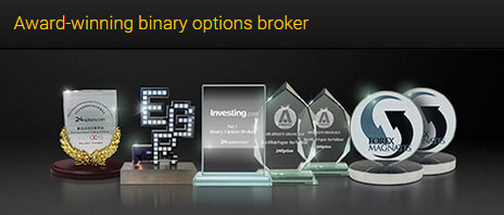 24option award winning broker